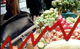 1.3% May deflation in Armenia from April
