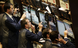 APR stock exchanges open at minus amid U.S. negative statistics