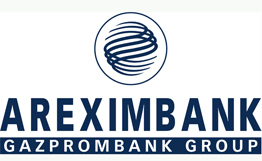 Areximbank – Gazprombank group to effect money transfers via Ukrainian Avers