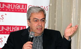 Armenia's Economy Has Not Yet Emerged From Crisis: Former CB Chairman Says