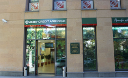 ACBA-CREDIT AGRICOLE BANK opens new branch in Yerevan