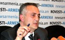 Armenia's Central Bank governor to take part in IMF and World Bank meeting