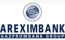 Gazprombank's total lending to Areximbank – Gasprombank Group reaches $100 million