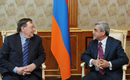 €41 million received in Armenia from Netherlands for 14 years in grants