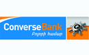 Converse Bank awards special prize to its 100th cardholder